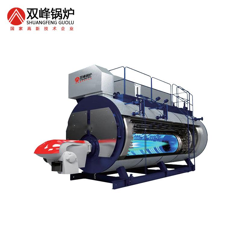 冷凝式天然氣蒸汽鍋爐