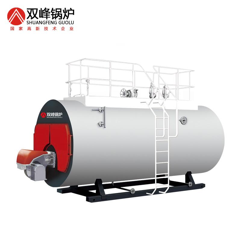 臥式燃氣(油)熱水鍋爐