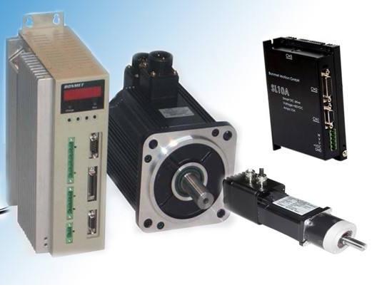 PLC控制伺服电机