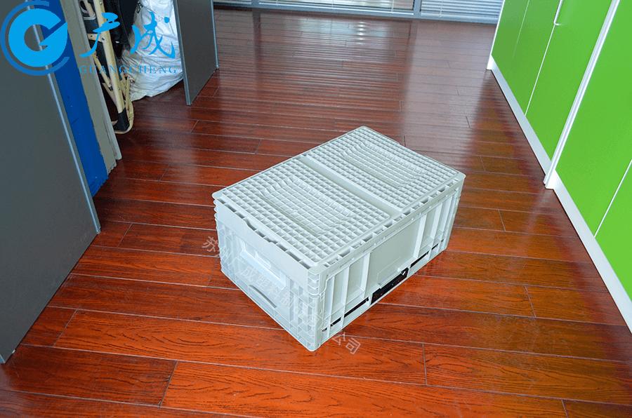EUO4628折疊箱反面