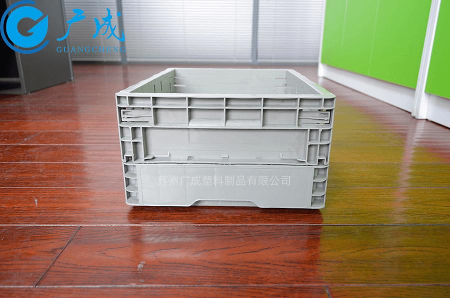 EUO4317折疊箱寬邊面