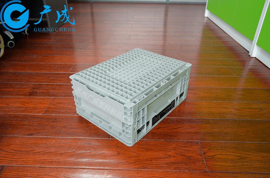 EUO4317折疊箱反面