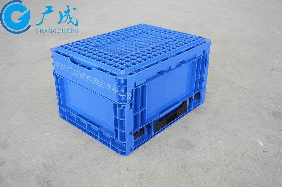 EUO4322折疊箱反面