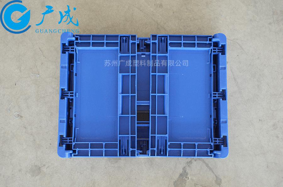 EUO4322折疊箱折疊正面