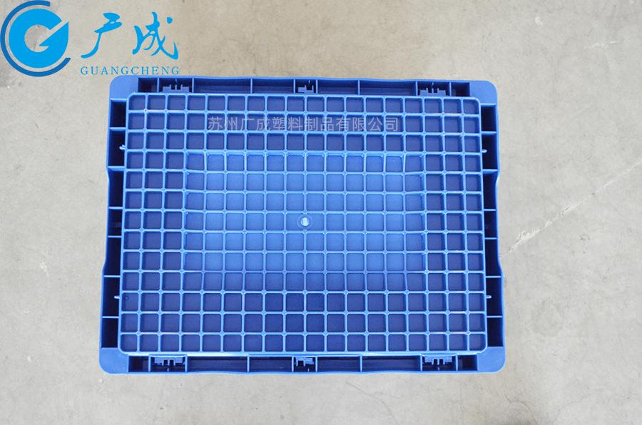 EUO4322折疊箱底部