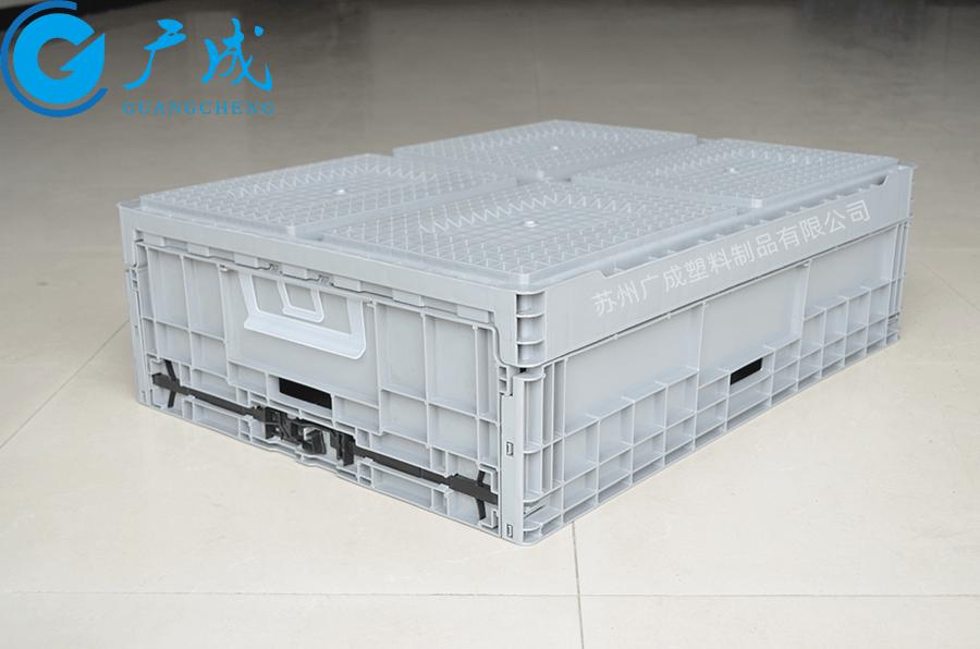EUO8622折疊箱反面特寫