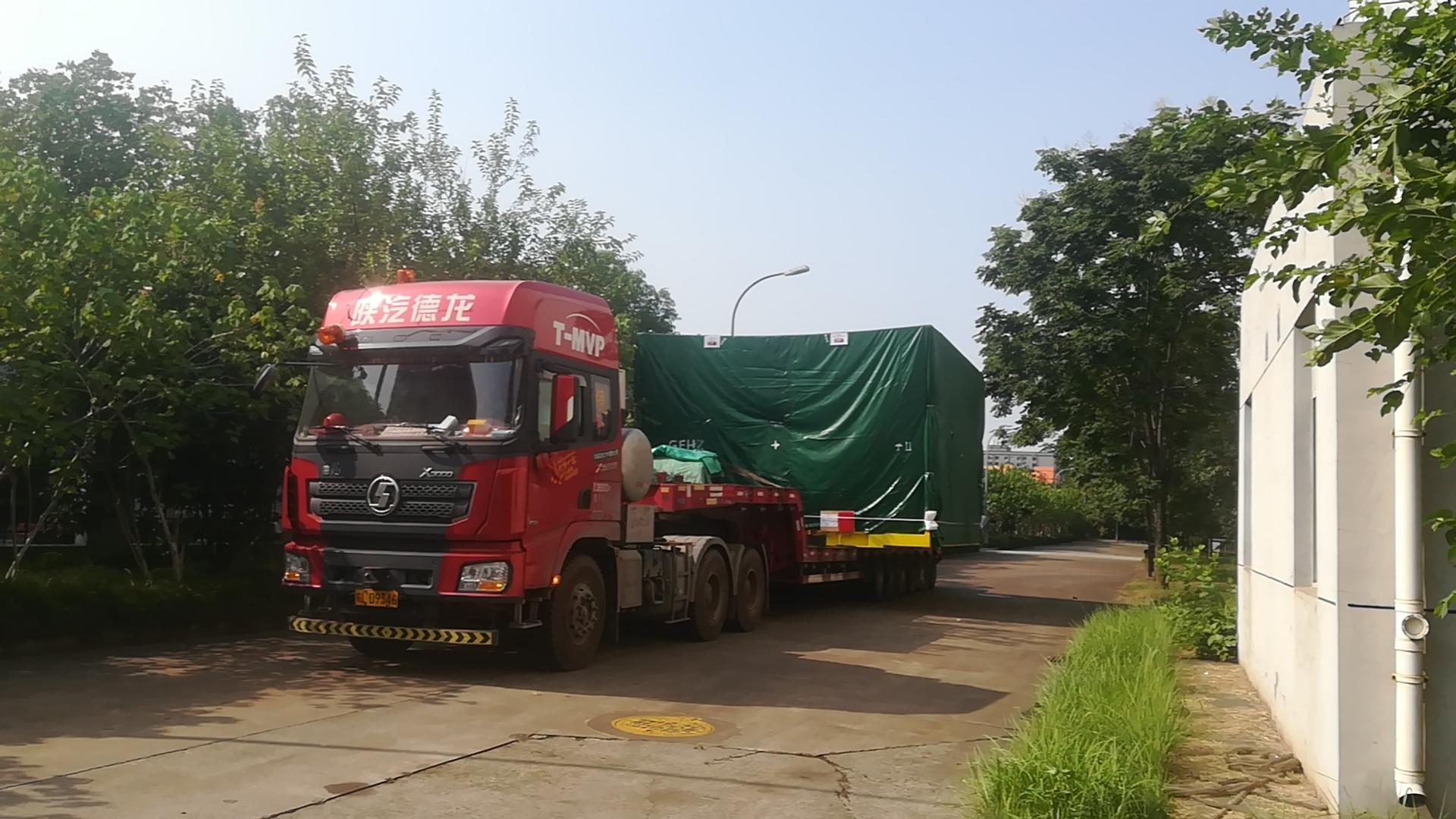 超宽设备货物运输