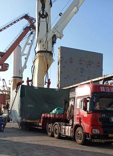 楚基超宽设备货物运输