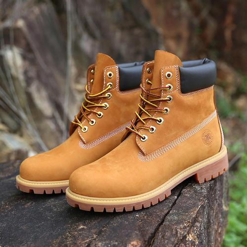 冬天男生穿什么鞋,盘点冬季潮男必入的几款靴子