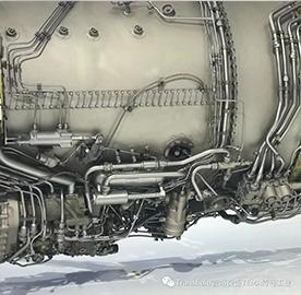 飞机发动机导管弯管