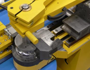 钛合金导管数控弯管机-航空航天应用