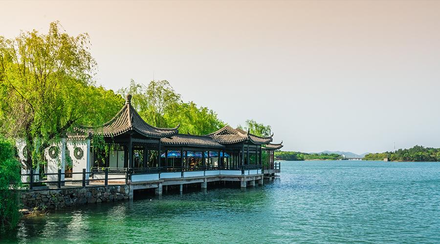 江苏溧阳天目湖