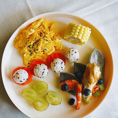 miniware天然宝贝辅食碗-如何培养宝宝自己吃饭