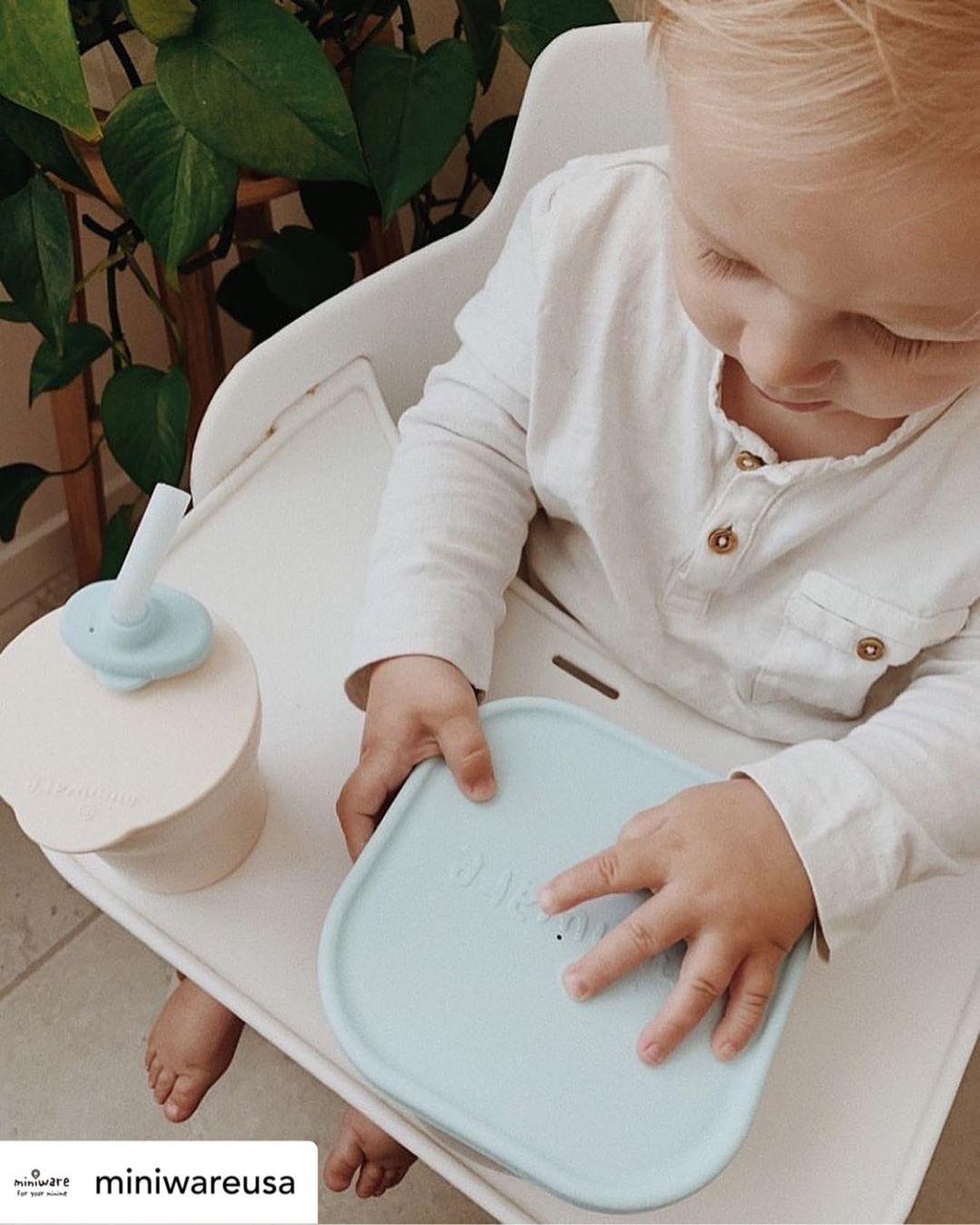 miniware天然宝贝辅食碗-最适合宝宝的辅食餐