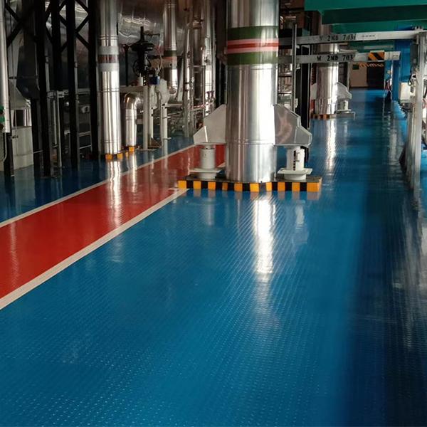 块材橡胶地板