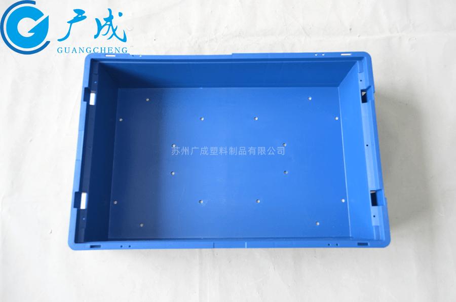 KLT6147物流箱内部