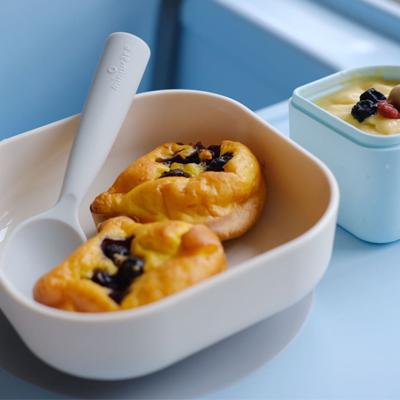 miniware天然宝贝辅食碗-不同阶段吃不同的辅食