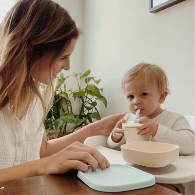 miniware天然宝贝辅食碗-硅胶材质的好处