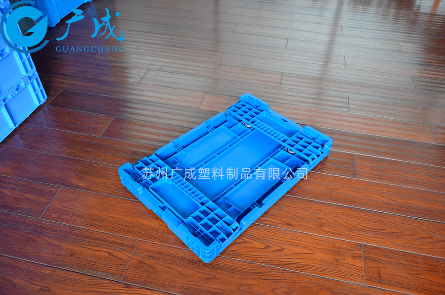 F6147折疊箱折疊特寫
