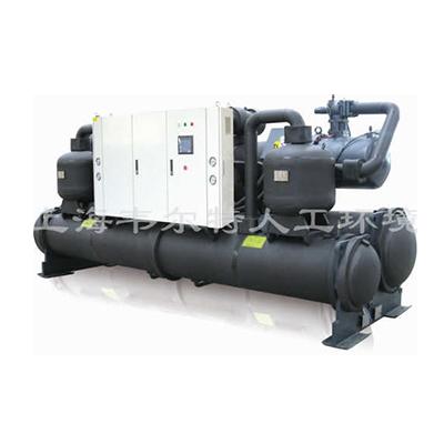 海水水源熱泵機組