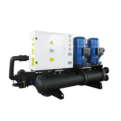 熱泵熱水機組