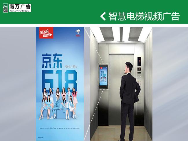智慧电梯——视频广告