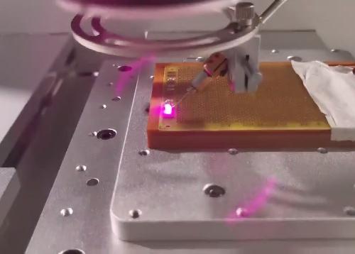 激光锡焊技术