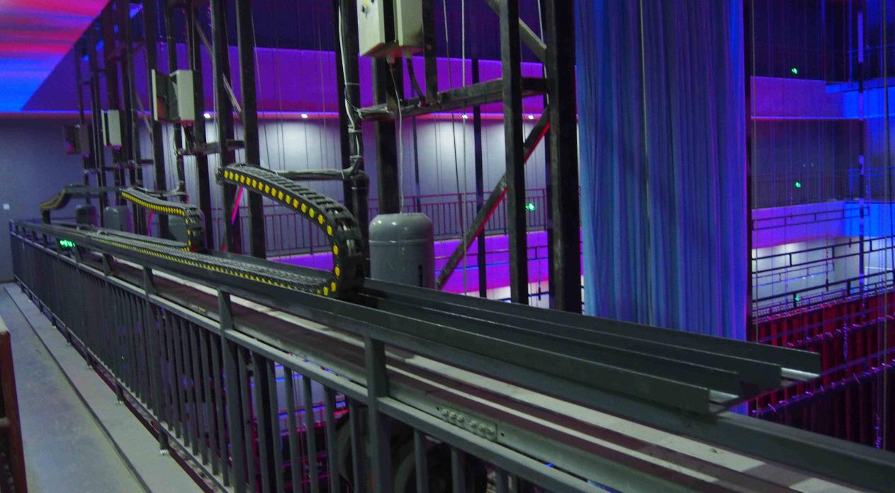 舞台机械设备调试工作有哪些及目的