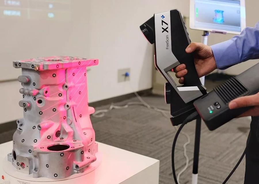 3D扫描数据处理