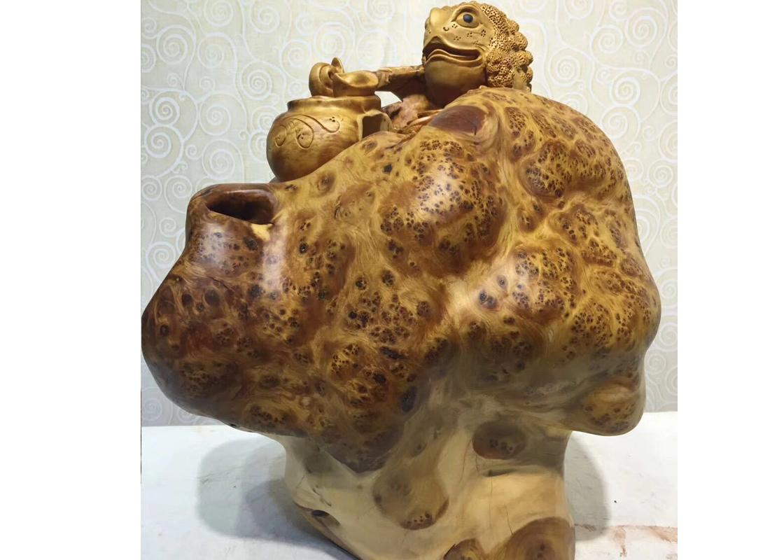 华南木质工艺品加工分享木制工艺品的制作方法
