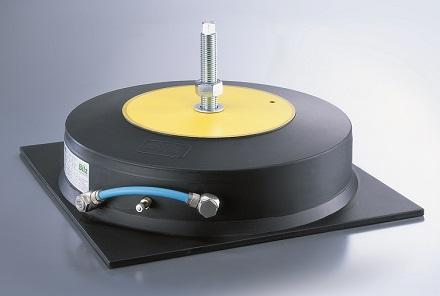 组合橡胶空气弹簧隔振装置 FAEBI—HD