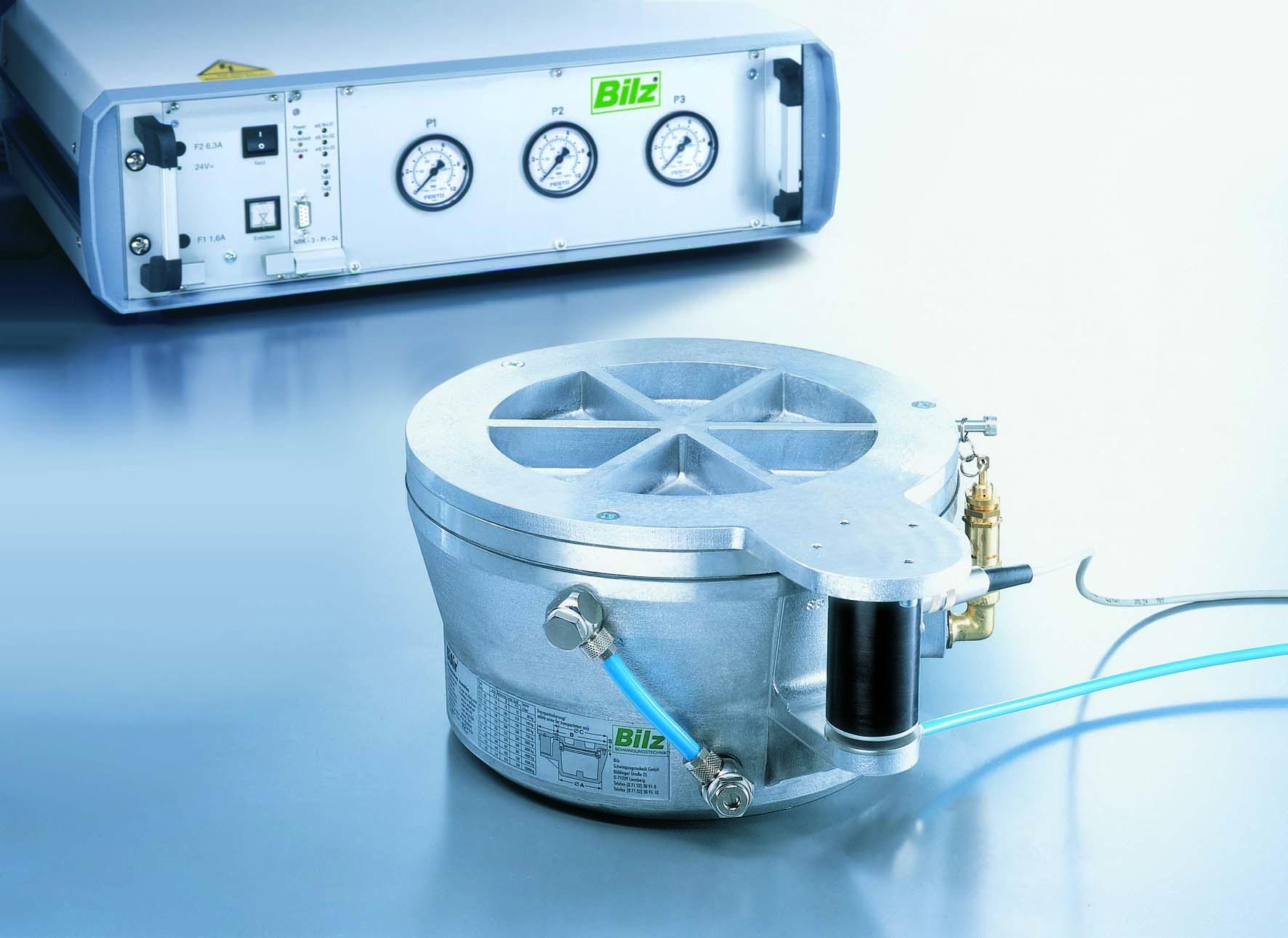Bilz电控隔振系统EPN