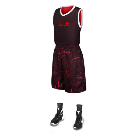 817篮球服