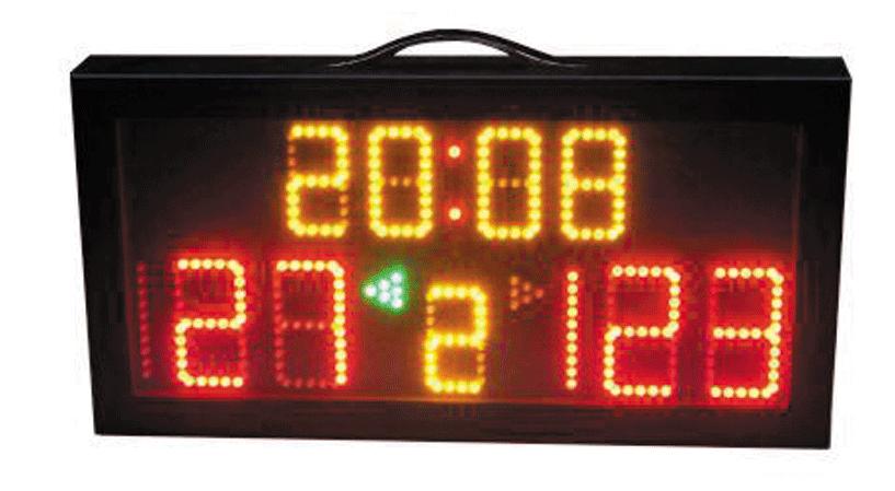 F60B電子計分器