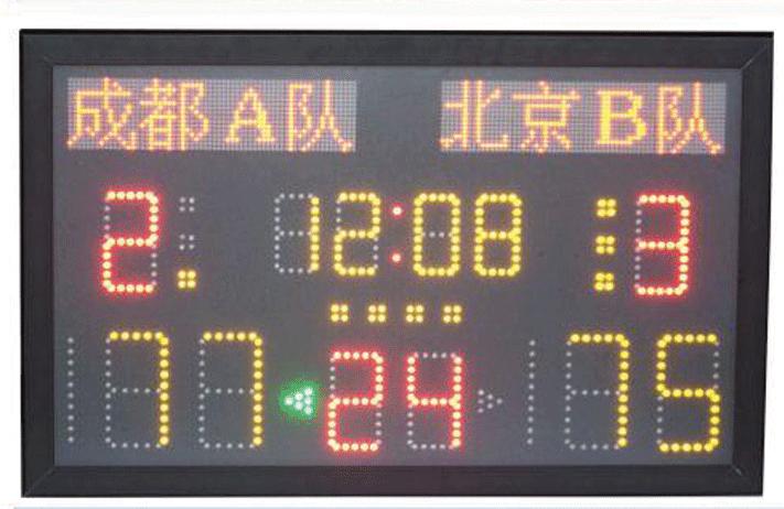F80C多功能記分牌