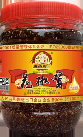 麻香嘴花椒酱 300g