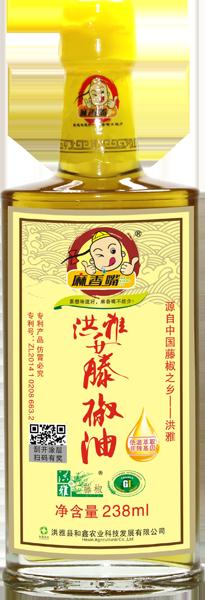 麻香嘴藤椒油 238ml