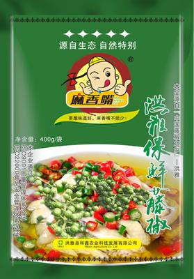 麻香嘴保鲜藤椒400g