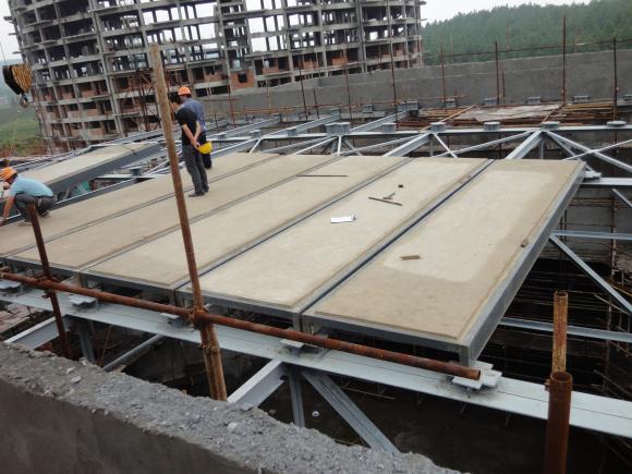 现浇隔层楼板厚度的确定方法简介