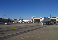 美国洛杉矶机场
