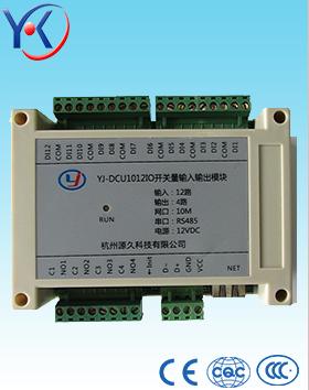 数据采集模块YJ-DCU1012IO系列