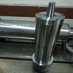 HML-G 带滑台立式磨头