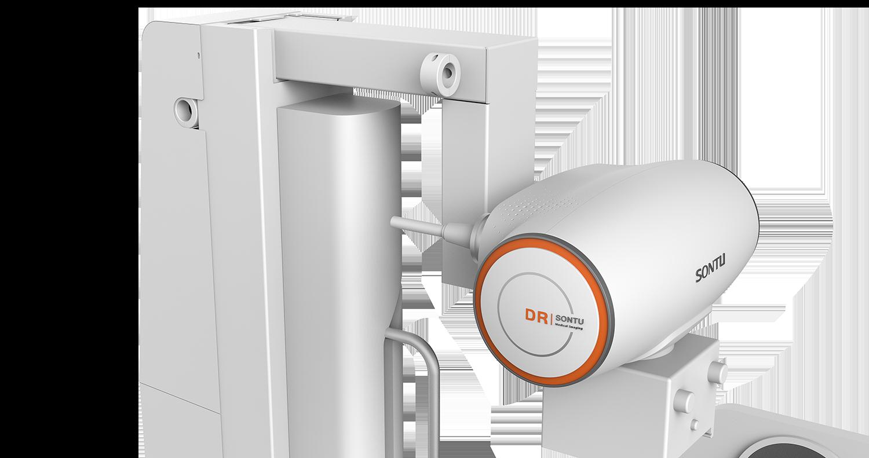 SONTU500系列高端床式动态平板DR