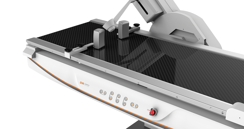 SONTU500系列旗舰床式动态平板DR