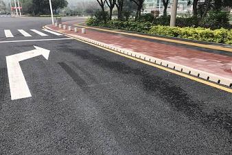 福建省廈門市海滄區霞光路附近市政工程