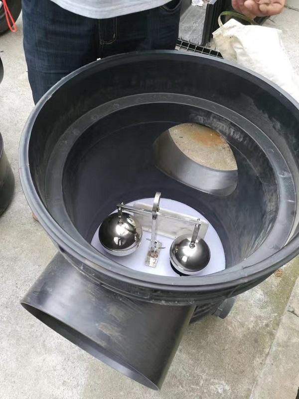 雨水收集弃流井