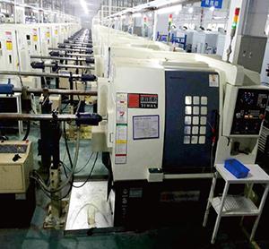浙江盾安集团:生产管道阀门零件