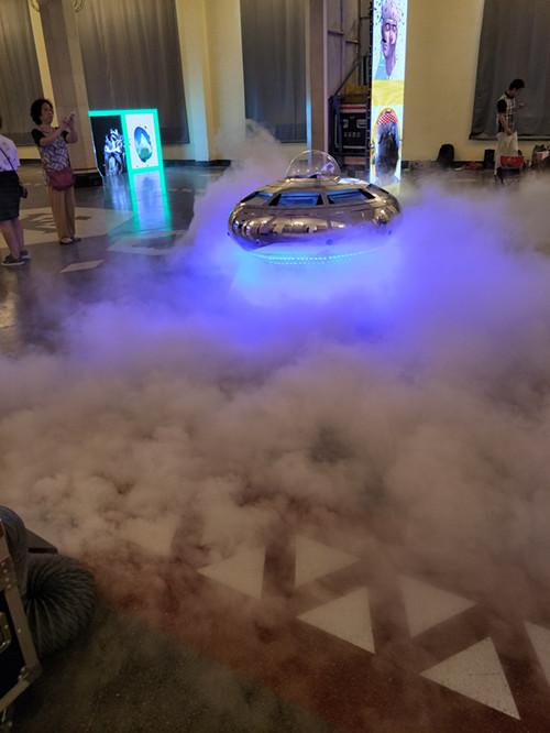 舞臺水霧機的優點