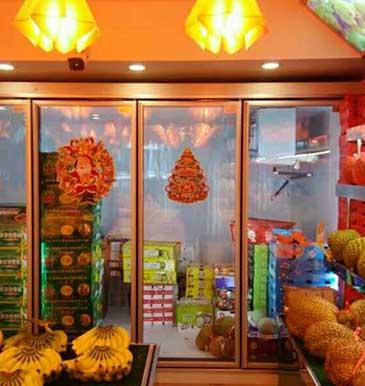 蔬果保鮮柜
