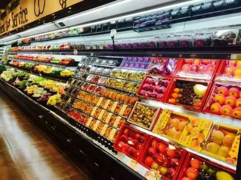 水果保鲜柜如何存放水果较为合理?